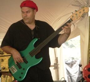 Burt Boice at Hempfest
