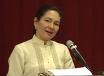 Senator Risa Hontiveros: Defending Democracy, TRT 1:07  recorded 6/25/19