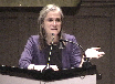 Amy Goodman: Breaking the Sound Barrier TRT 1:47 Recorded 11/27/09