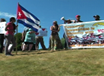 Lift the Blocade on Cuba NOW!, TRT :58  recorded 6/27/15 & 9/27/15