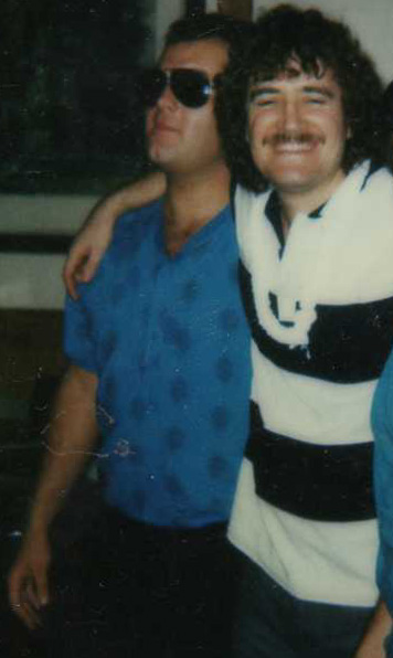w Keboardist Dallas Tally -Big Otis Show Band '87