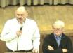 Dave Schermerhorn & Hazim Shafi: Crisis in Gaza.  TRT :58 Recorded 6//25/10