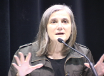 Amy Goodman: Seattle Greenfest 2011 Keynote, TRT  :58 recorded 5/22/11