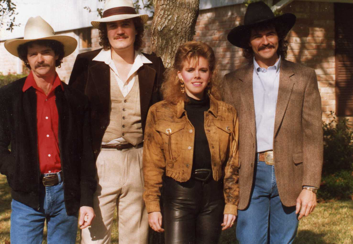 Country road band '88