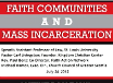 Faith Communities and Mass Incarceration panel, TRT  :58 recorded 7/24/12