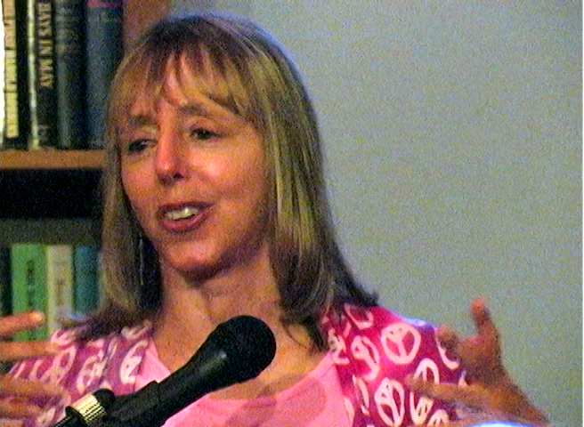 Medea Benjamin: Drone Warfare: Killing By Remote Control, TRT  :58 recorded 7/28/12
