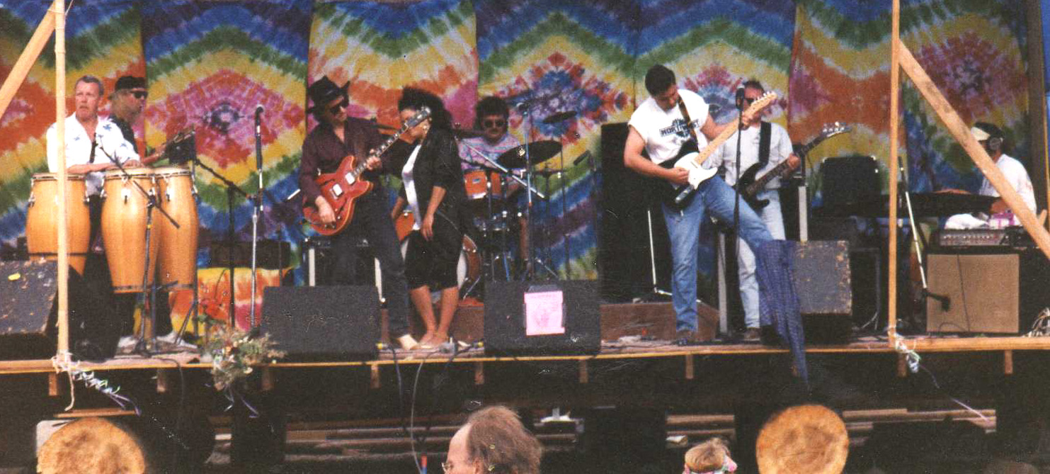 Moondance Fest w Timmy Turner et al, Seattle early 90s