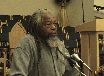 Malik Rahim, After Katrina. Recorded 12/11/08