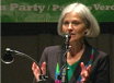Dr. Jill Stein & Kshama Sawant, TRT  1:24 recorded 10/21/12